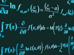 偏微分の方程式が書かれています。